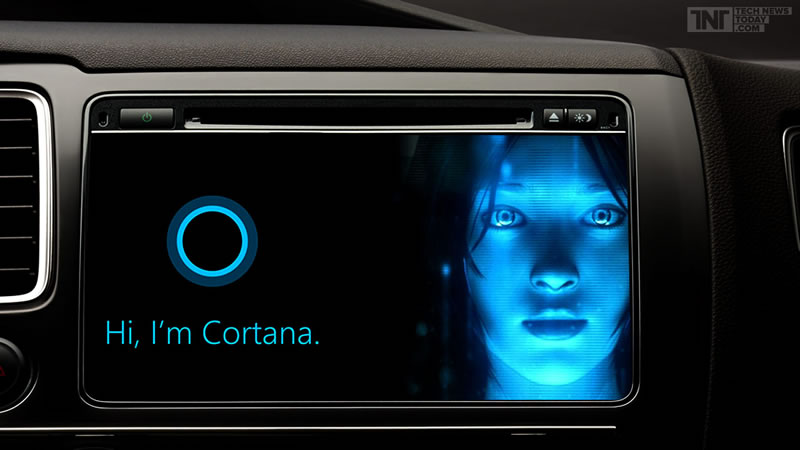 Microsoft Corporation Works To Bring Cortana To Cars